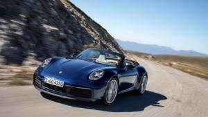 Έτοιμη και η κάμπριο έκδοση της νέας Porsche 911 [vid]