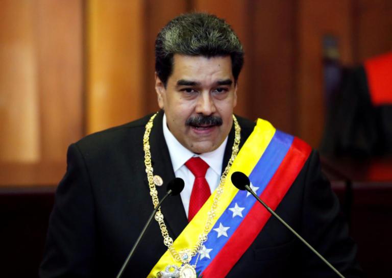 Βενεζουέλα: Ορκίστηκε ξανά πρόεδρος ο Μαδούρο εν μέσω «θύελλας» αντιδράσεων [pics]