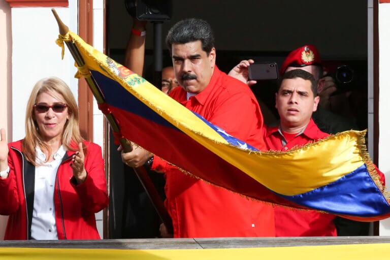 """Βενεζουέλα: Οι χώρες της Ε.Ε """"καρφώνουν"""" Μαδούρο – Στο πλευρό του ο Πούτιν Κίνα"""