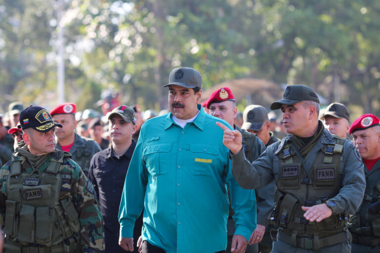Βενεζουέλα: Αμερικανικές κυρώσεις στην κρατική πετρελαϊκή εταιρεία!