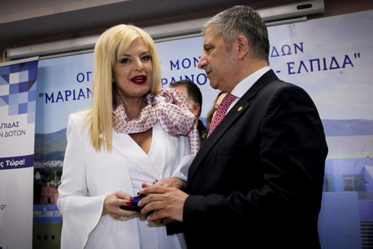 Μαρίνα Πατούλη: Απέσυρε την υποψηφιότητά της!