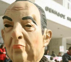 Καβάλα: Με μάσκες Καραμανλή και Παπανδρέου οι ληστές των 4.200.000 ευρώ – «Μου άφησαν 100.000» – video
