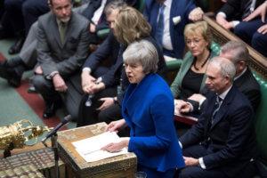 Brexit: Αλλαγές στη συμφωνία με την ΕΕ προανήγγειλε εκπρόσωπος της Μέι