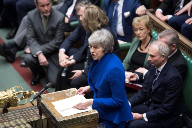 Brexit: Αλλαγές στη συμφωνία με την ΕΕ προανήγγειλε εκπρόσωπος της Μέι | Newsit.gr