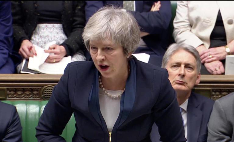 Brexit: Τηλεδιάσκεψη της Τερέζα Μέι με τους υπουργούς της | Newsit.gr