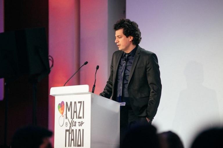 Κωνσταντίνος Δασκαλάκης: Η ομιλία του καθηγητή του MIT για τους σκοπούς της Ένωσης «Μαζί για το Παιδί»