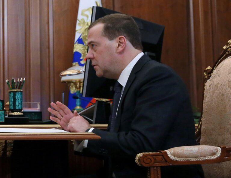 Άγριο κράξιμο του Μεντβέντεφ στην… ρωσική NASA!