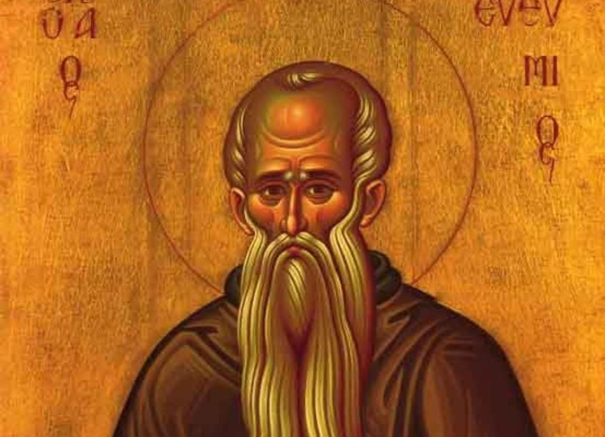 Σήμερα εορτάζει ο Άγιος Ευθύμιος – Γιατί ονομάστηκε Μέγας | Newsit.gr