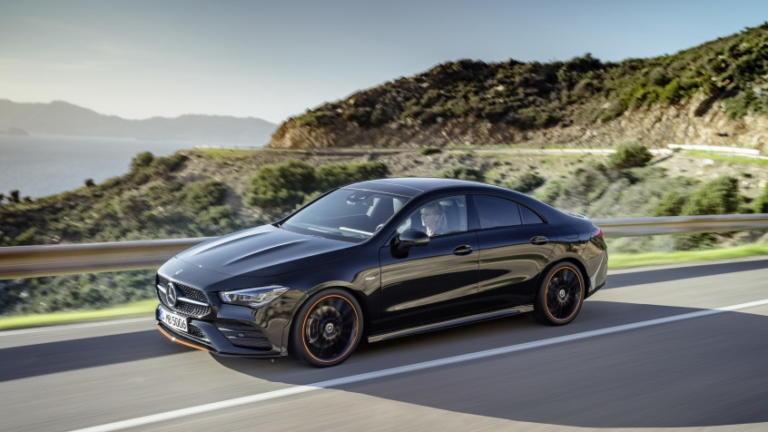 Αυτή είναι η νέα και πιο κομψή Mercedes-Benz CLA Coupé [vid] | Newsit.gr