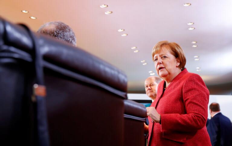 Η Μέρκελ χαιρετίζει την κύρωση της συμφωνίας των Πρεσπών | Newsit.gr