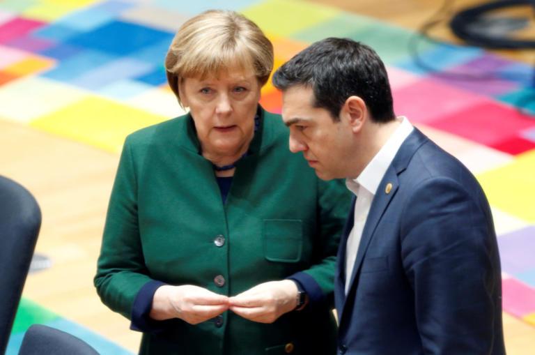 Μέρκελ: Η Ελλάδα έκανε μεγάλη πρόοδο – Μπορεί να βασίζεται στη Γερμανία