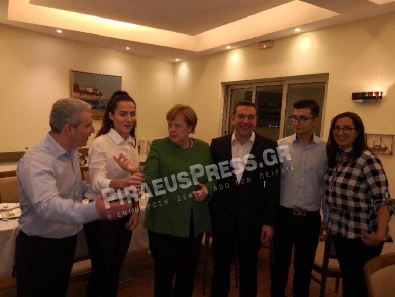Ενθουσιασμένη η Μέρκελ με το μενού, στο δείπνο με τον Τσίπρα – Τι λέει ο ιδιοκτήτης του εστιατορίου [pics] | Newsit.gr