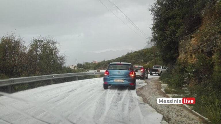 Προβλήματα στη Μεσσηνία από την κακοκαιρία [pics] | Newsit.gr