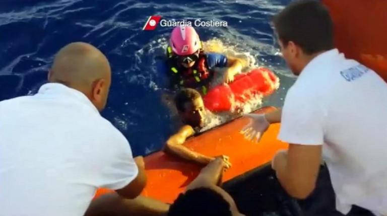 Υγρός τάφος η Μεσόγειος! 2.262 μετανάστες πνίγηκαν στα παγωμένα νερά το 2018! | Newsit.gr