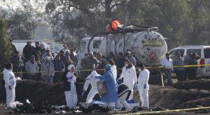 Τραγωδία χωρίς τέλος στο Μεξικό: 107 οι νεκροί από την έκρηξη σε αγωγό καυσίμων