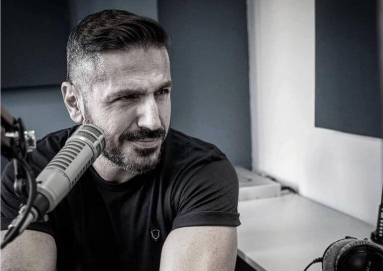 Δημήτρης Μηλιόγλου: Η πρώτη του ανάρτηση μετά το τέλος της εκπομπής «Oh La La»