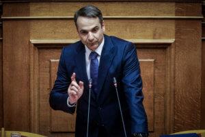 Η άμυνα Μητσοτάκη στη συμφωνία των Πρεσπών: Προειδοποιεί με βέτο στην ένταξη της πΓΔΜ στην ΕΕ
