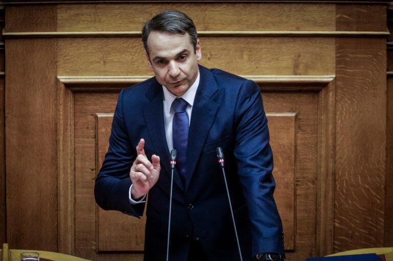 Η άμυνα Μητσοτάκη στη συμφωνία των Πρεσπών: Προειδοποιεί με βέτο στην ένταξη της πΓΔΜ στην ΕΕ | Newsit.gr