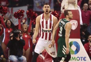 Ολυμπιακός – Παναθηναϊκός: «Γίγαντας» Μιλουτίνοφ «πάτησε» την ομάδα του Πιτίνο!