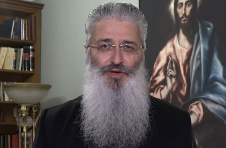 Διαδικτυακό… κάλεσμα Μητροπολίτη για εκκλησιασμό! Δώρο ο καφές – video   Newsit.gr