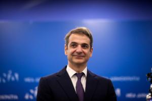 Το «tweet» του Κυριάκου Μητσοτάκη για τα 3 χρόνια στην ηγεσία της ΝΔ