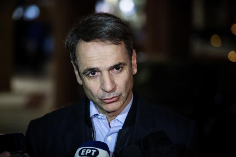 Μητσοτάκης για Πρέσπες: «Θα κάνουμε ό,τι μπορούμε για να μην κυρωθεί η συμφωνία»