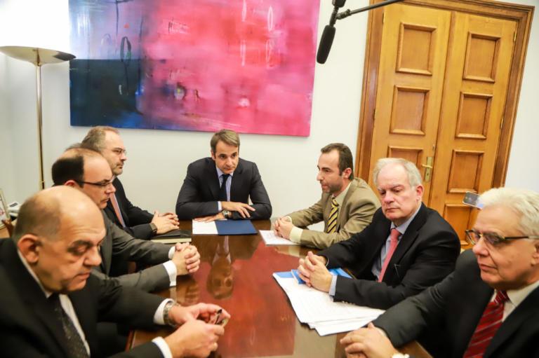 Θετικά αποτιμά η Ένωση Δικαστών και Εισαγγελέων τη συνάντηση με Μητσοτάκη | Newsit.gr