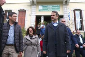 Μητσοτάκης: Κακή η συμφωνία των Πρεσπών, θα βρεθούμε απέναντι