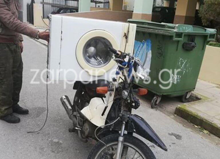 Χανιά: Ο οδηγός τους «κούφανε» μέρα μεσημέρι – Οι εικόνες που σαρώνουν στα social media [pics] | Newsit.gr
