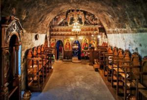 Άρτα: Μέσα στο μοναστήρι που γράφτηκε ιστορία – 165 χρόνια από τον όρκο για ελευθερία ή θάνατο!