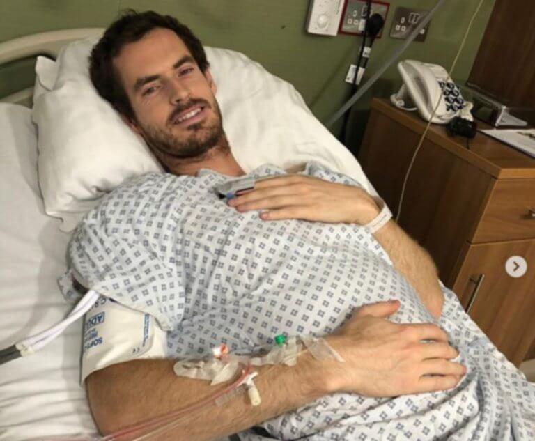 Πήρε το ρίσκο ο Μάρεϊ! Έκανε την εγχείρηση [pics] | Newsit.gr