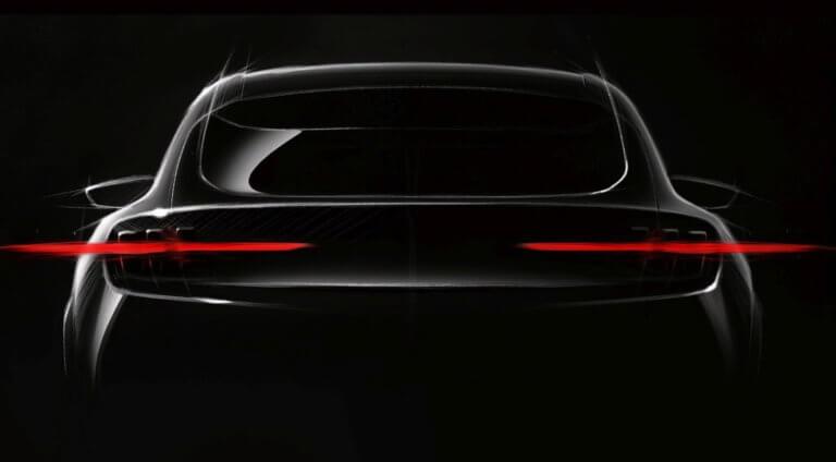 Έρχεται το πρώτο ηλεκτρικό SUV της Ford