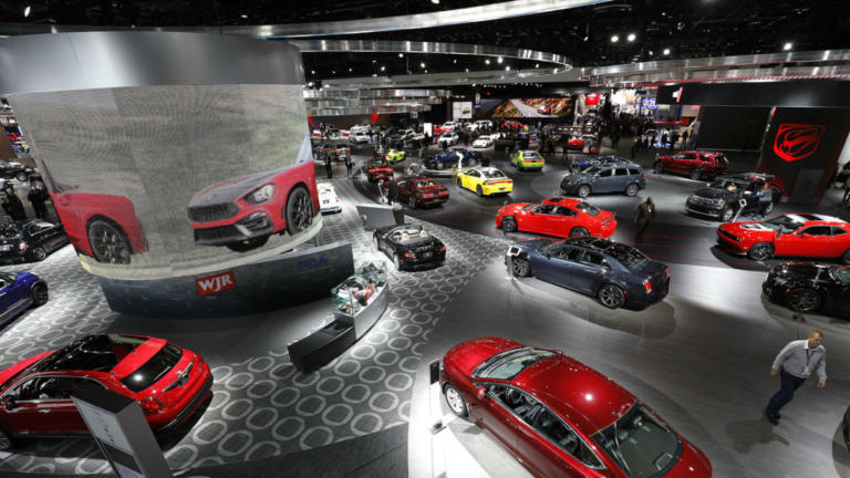 Γιατί οι Γερμανοί κατασκευαστές γύρισαν την πλάτη στο Σαλόνι Αυτοκινήτου του Ντιτρόιτ; | Newsit.gr