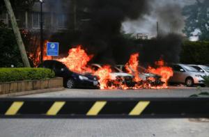 Νεκροί οι τρομοκράτες της επίθεσης στο Ναϊρόμπι