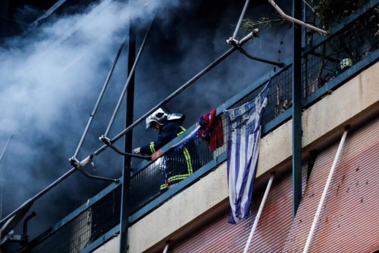 Φωτιά σε διαμέρισμα στην Νέα Σμύρνη!