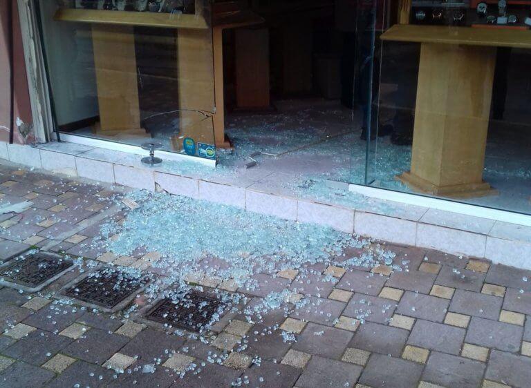 «Ποντικοί» μπήκαν ξημερώματα σε κοσμηματοπωλείο της Νεμέας | Newsit.gr