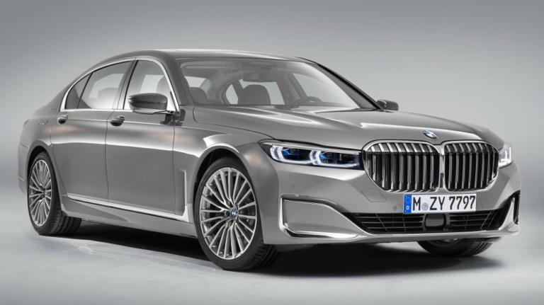 Αποκαλυπτήρια για τη νέα BMW 7 Series! [vid]