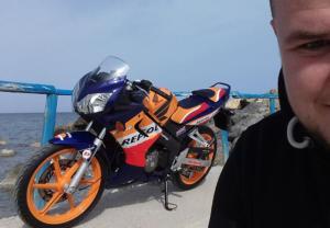 Ηράκλειο: Σκοτώθηκε με την μηχανή ο Ηλίας Νικολαΐδης
