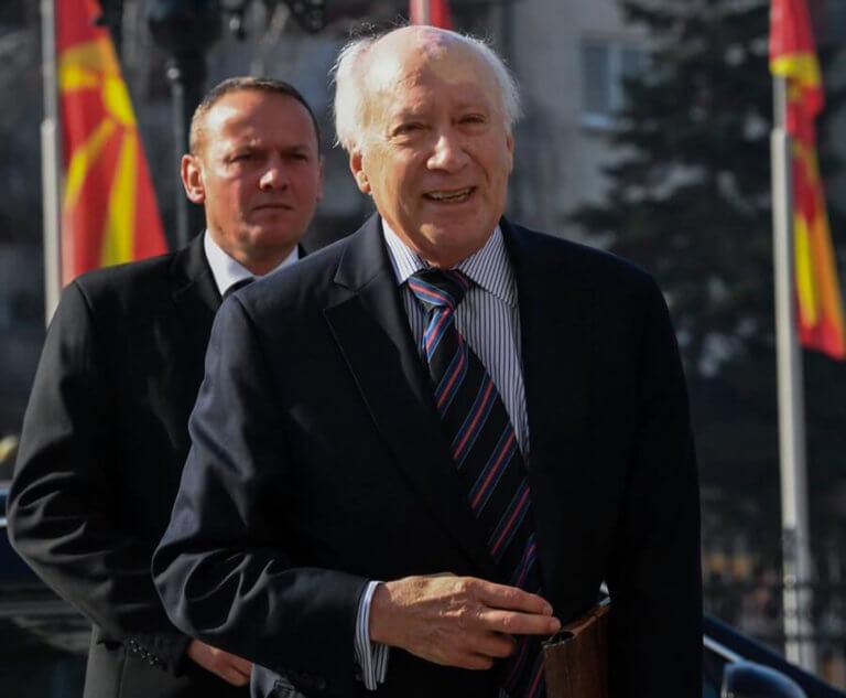 Νίμιτς: Επικίνδυνα σενάρια αν δεν περάσει η Συμφωνία των Πρεσπών