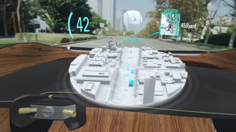 Το νέο σύστημα της Nissan σου επιτρέπει να βλέπεις και πίσω από στροφές! [vid]
