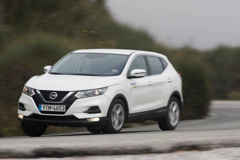 Δοκιμάζουμε το νέο 1.300άρι Nissan Qashqai [pics] | Newsit.gr