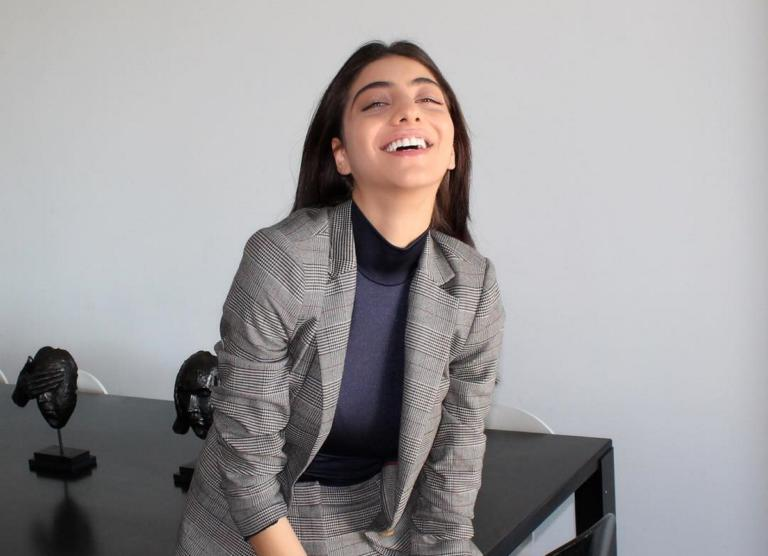 Ειρήνη Καζαριάν: Αποκαλύπτει ποιο είναι το αγαπημένο της μέρος! [video]