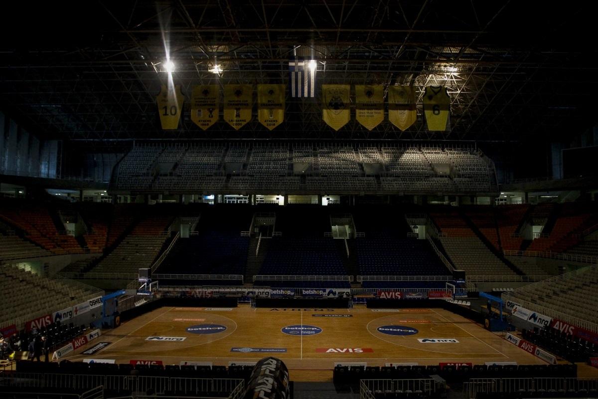 Το πιο… σκοτεινό ΟΑΚΑ! | Newsit.gr