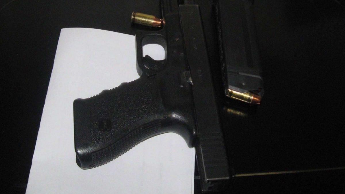 ΗΠΑ πιστόλι
