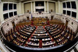 «Τσουνάμι» τροπολογιών στη Βουλή – Ρουσφέτια καταγγέλλει η αντιπολίτευση