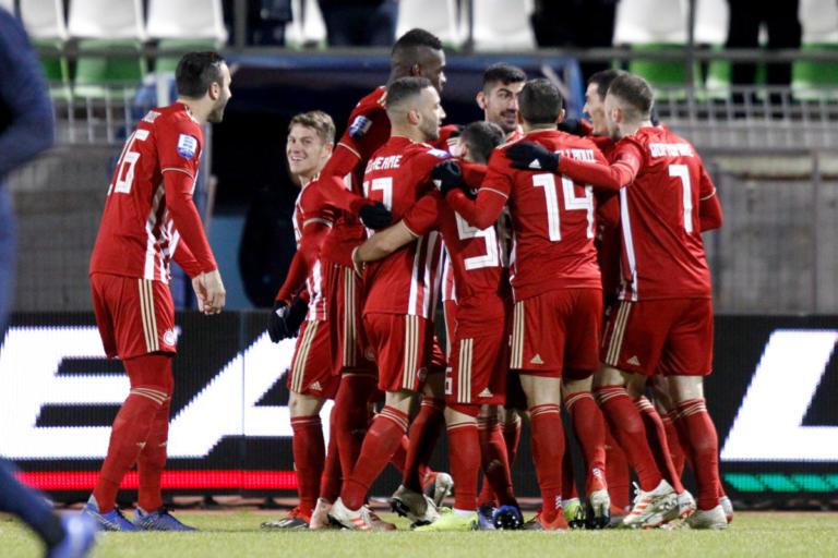 Λεβαδειακός – Ολυμπιακός 0-2 ΤΕΛΙΚΟ: Εύκολο διπλό για τους Πειραιώτες! | Newsit.gr