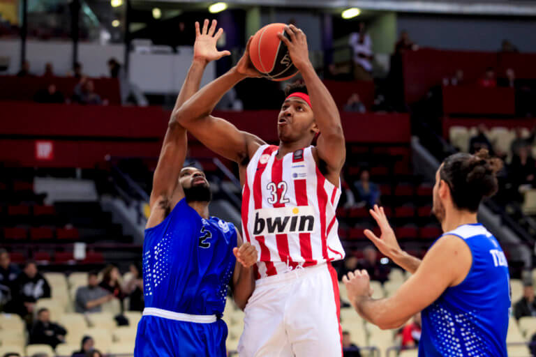 "Basket League: ""Ζέσταμα"" Ολυμπιακού με Κύμη ενόψει Μπαρτσελόνα! Σπουδαίο διπλό για Προμηθέα"