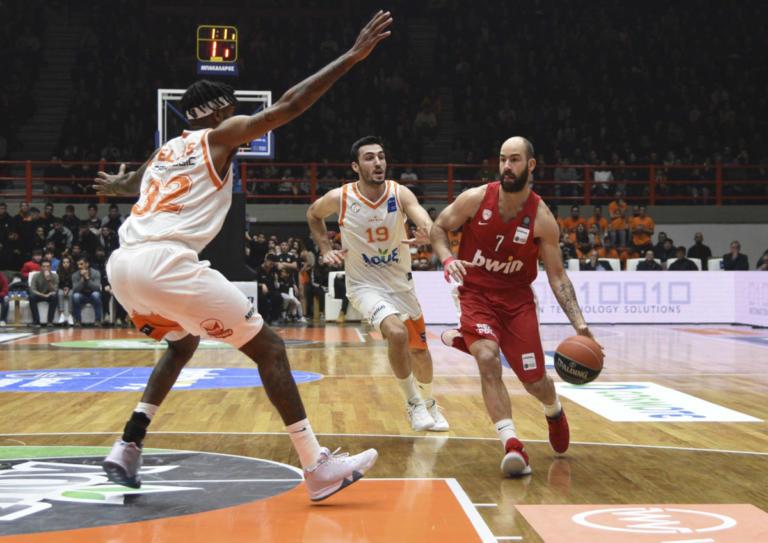 Τα… χρειάστηκε στην Πάτρα ο Ολυμπιακός! Αγχωτική νίκη επί του Προμηθέα | Newsit.gr