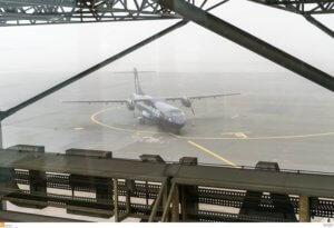 Θεσσαλονίκη: Ακυρώσεις πτήσεων και καθυστερήσεις στο αεροδρόμιο «Μακεδονία» – Προβλήματα λόγω κακοκαιρίας!