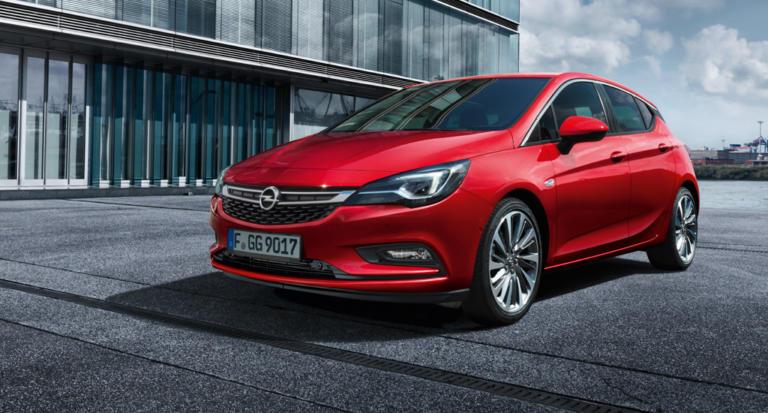 Ανάκληση 3.688 Opel Astra για ενδεχόμενο πρόβλημα στα φρένα | Newsit.gr